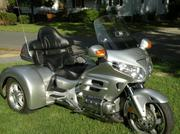 2005 Honda Goldwing 1800 Trike..